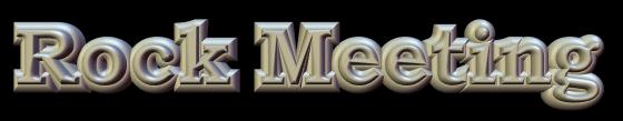 RockMeeting - Le carrefour des rocks mélodiques
