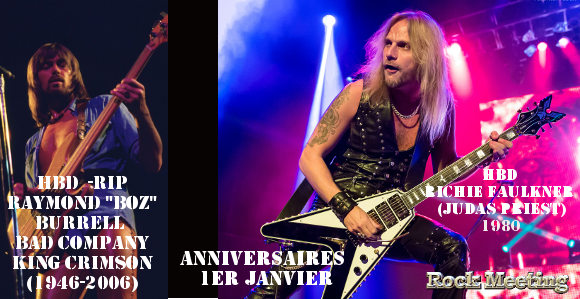 anniversaires ce 1er janvier anthrax judas priest bad company amberian dawn pitchshifter fu manchu