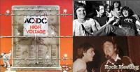 AC/DC  - High Voltage -  (Australie, 1975) - Chronique