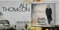 ALI THOMSON - Songs From The Playroom - La chronique