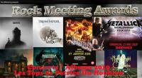AWARDS Albums / Concerts 2019 - Les Tops de Patrice Du Houblon