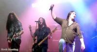 BIGFOOT - Frontiers Rock Festival - Milan - 28/04/2018 .... & Départ du chanteur Antony Ellis