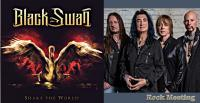 BLACK SWAN - Shake The World - Le nouvel album avec JEFF PILSON, ROBIN MCAULEY, REB BEACH & MATT STARR