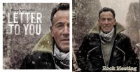BRUCE SPRINGSTEEN - Letter to You - Chronique