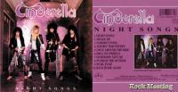 CINDERELLA  - Nights Songs