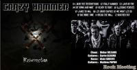 CRAZY HAMMER - Resurrection - Nouvel album 2020