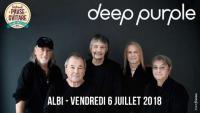 FESTIVAL PAUSE GUITARE  DEEP PURPLE - Catherine RINGER - CARAVANE - Albi - 06/07/2018