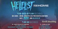 HELLFEST 2020 sur ARTE - Du 19 au 21 juin, 15 concerts par jour pour le 15ème anniversaire !