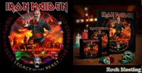 IRON MAIDEN - Nights Of The Dead, Legacy Of The Beast: Live In Mexico City - Chronique