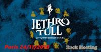JETHRO TULL - Paris - Salle Pleyel - 24/11/18