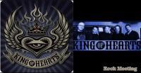 KING OF HEARTS - s/t - La chronique du nouvel album éponyme