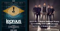 LEPROUS - Paris - Le Cabaret Sauvage - 12/11/2019