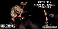 METALLICA / GHOST / BOKASSA - Stade de France - 12/05/2019