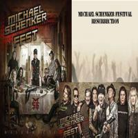 MICHAEL SCHENKER FEST - Resurrection - Nouvel Album