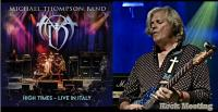 MICHAEL THOMPSON BAND - High Times - Live In Italy
