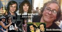 R.I.P. JEFF BOUQUET - Le journaliste de Rock / Metal (Les Tympans Félés, Métal Attack ...) est décédé à l'âge de 68 ans