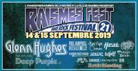 RAISMESFEST 2019 - Glenn Hughes - Phil Campbell - Heat - Leprous - Zodiac - Night Flight Orchestra ...
