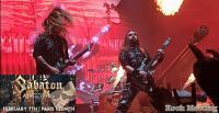 SABATON – Apocalyptica - Amaranthe - Zénith de Paris -  07/01/2020 - Le live Report