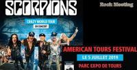 SCORPIONS - l'American Tours Festival - 05/07/2019