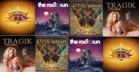 STEVE WALSH Black Butterfly / THE RADIO SUN Unstoppable / DUKES OF THE ORIENT / TRAGIK Tainted