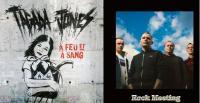 TAGADA JONES - À Feu Et À Sang : Nouvel album -