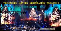 THE EAGLES -  Anvers - Sportpaleis - 26/05/2019