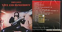 THIN LIZZY - Live And Dangerous - Chronique
