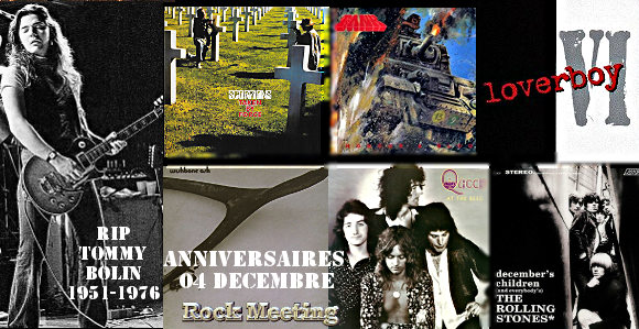 anniversaires 4 decembre frank zappa lynyrd skynyrd deep purple scorpions the beatles the rolling stones tank queen loverboy billy idol wishbone ash stephen stills arsis