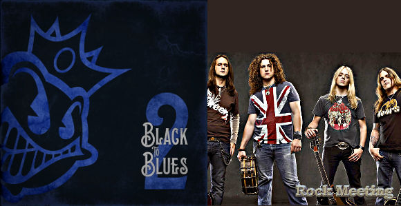 black stone cherry black to blues volume 2