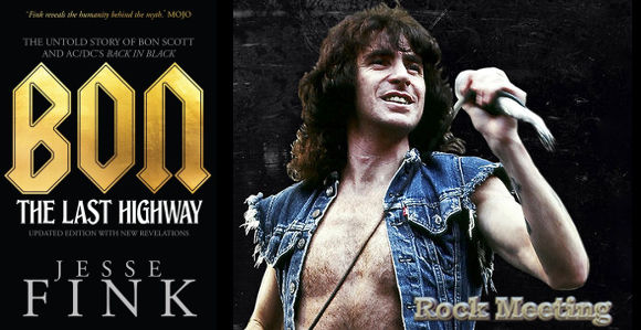 bon scott the last highway par jesse fink