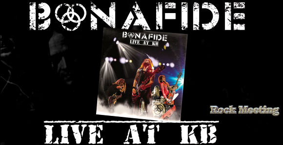 bonafide live at kb