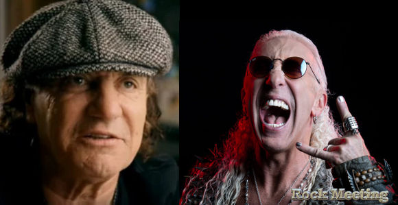brian johnson dee snider ac dc album enregistrements inedits malcolm young