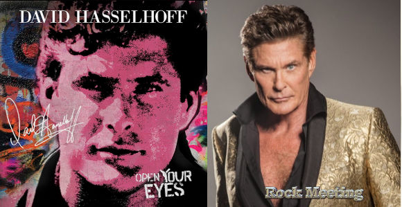david hasselhoff open your eyes nouvel album