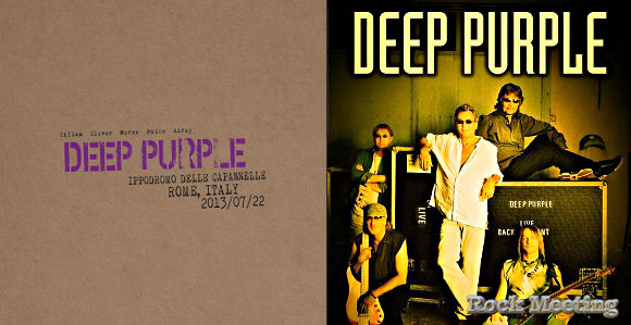 deep purple live in rome 2013