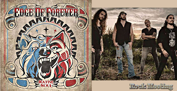 edge of forever native soul