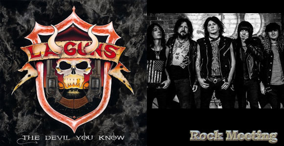 l a guns the devil you know