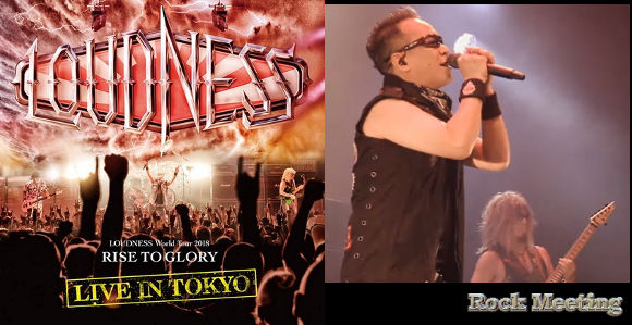 loudness live in tokyo