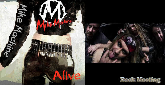 mike machine alive