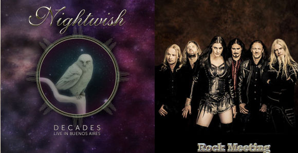 nightwish decades live in buenos aires