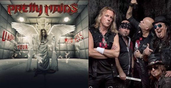 pretty maids undress your madness
