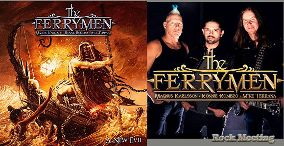 the ferrymen a new evil
