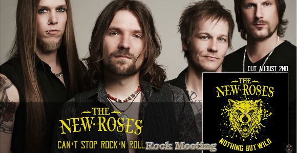 the new roses nothing but wild