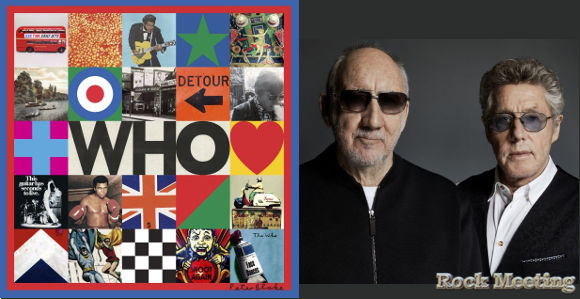 the who who nouvel album