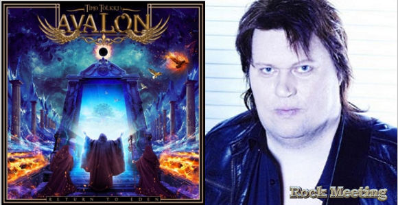 timo tolkki s avalon return to eden
