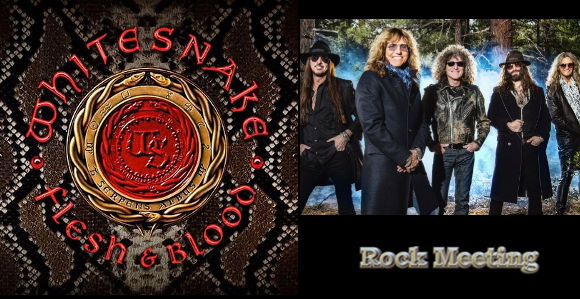 whitesnake flesh a blood