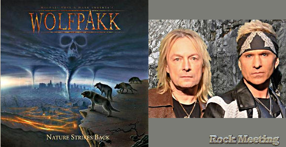 wolfpakk natuare strikes back le 5eme album en 2020