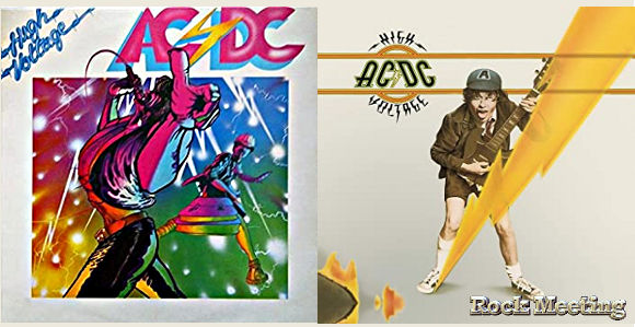 ac dc high voltage 1976 chronique review