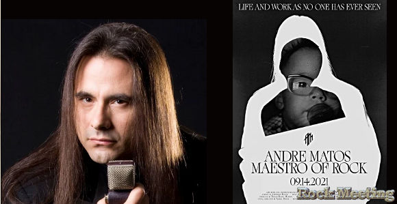 andre matos maestro of rock le documentaire sur l ancien chanteur d angra paraitra en septembre 2021