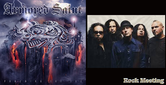 armored saint punching the sky nouvel album end of the attention span single et video
