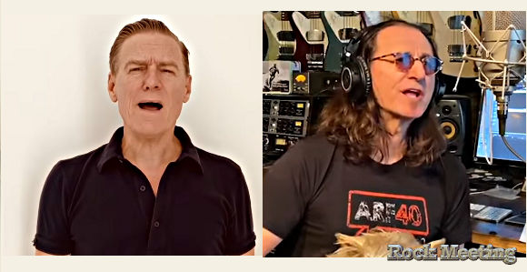 Legend Rock Bryan Adams Get UP Tour Tee Black 2 Sides New Men/'s Tshirt